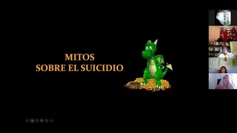Miniatura para la entrada El suicidio, mitos y realidades PARTE 1