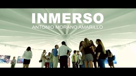 Miniatura para la entrada Exposición: INMERSO de Antonio Morano Amarillo