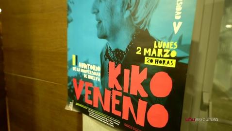 Miniatura para la entrada Concierto Conmemorativo: Kiko Veneno