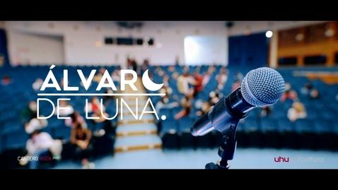 Miniatura para la entrada Cantero Rock 2020: Álvaro De Luna