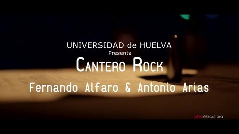 Miniatura para la entrada Cantero Rock: Fernando Alfaro y Antonio Arias