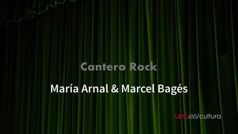 Miniatura para la entrada Cantero Rock: Maria Arnal y Marcel Bages