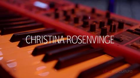 Miniatura para la entrada Cantero Rock: Christina Rosenvinge