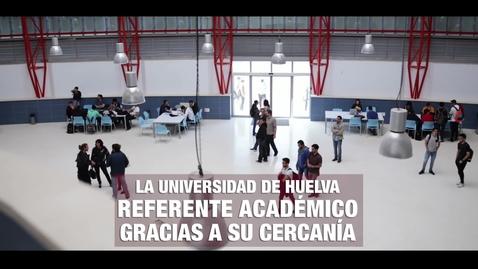 Miniatura para la entrada Universidad de Huelva