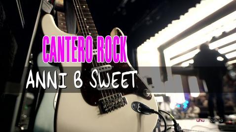 Miniatura para la entrada Cantero Rock:  Anni B Sweet