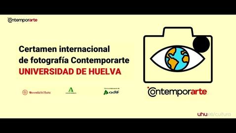 Miniatura para la entrada Certamen internacional de fotografía CONTEMPORARTE.  Estación de  ADIF, Huelva