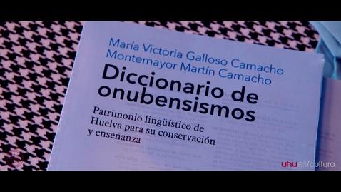 Miniatura para la entrada Presentación DICCIONARIO ONUBENSISMOS Universidad de Huelva