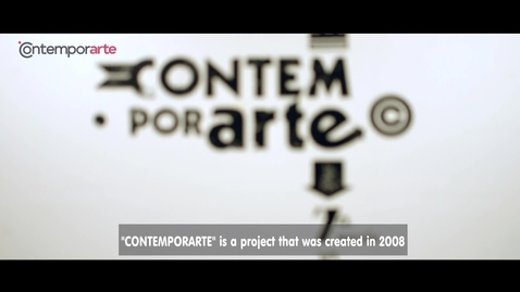 Miniatura para la entrada XII Edición CONTEMPORARTE 2020