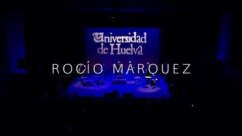 Miniatura para la entrada Concierto: Rocío Márquez