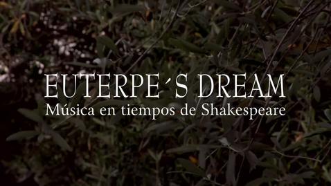 Miniatura para la entrada Música Antigua - Euterpe´s Dream UHU