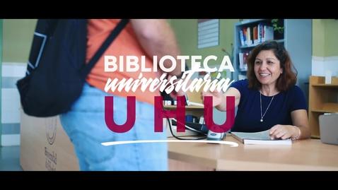 Miniatura para la entrada Biblioteca UHU