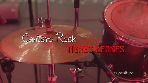 Miniatura para la entrada Cantero Rock: Tigres Leones