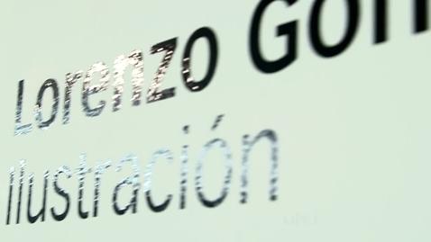 """Miniatura para la entrada Exposición de ilustraciones:"""" Grafishart"""" de Lorenzo  González."""