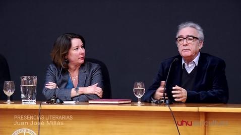 Miniatura para la entrada Presencias Literarias: Juan José Millás