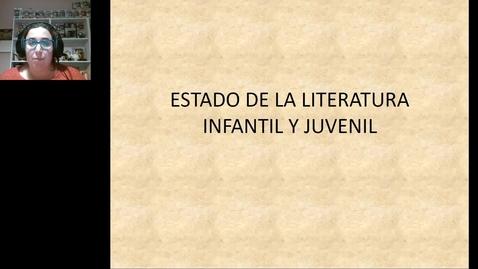 Miniatura para la entrada Bloque 6 Educación Literaria. Clase teórica.