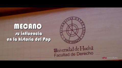 Miniatura para la entrada Presencias culturales: Conferencia Javier Adrados (Mecano)