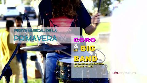 Miniatura para la entrada Fiesta Musical de la Primavera en la Universidad de Huelva