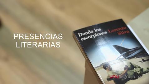 Miniatura para la entrada Presencias literarias: Lorenzo Silva