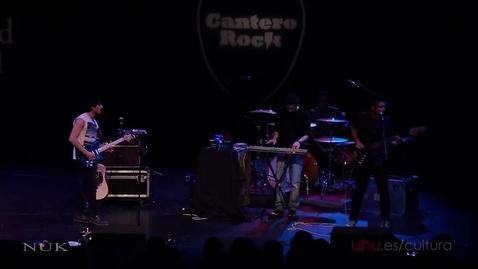 Miniatura para la entrada Cantero Rock: NÛK