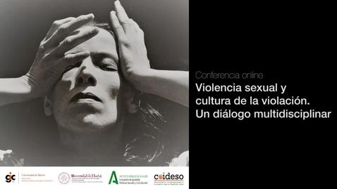 Miniatura para la entrada Seminario Violencia Sexual y Cultura de la Violación