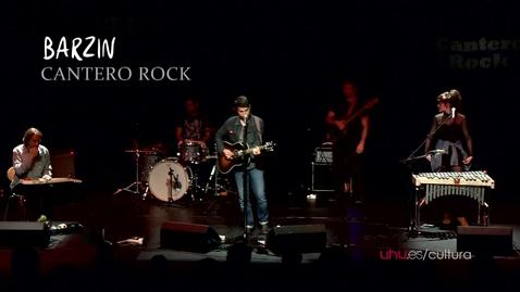 Miniatura para la entrada Cantero Rock: Barzin 2014
