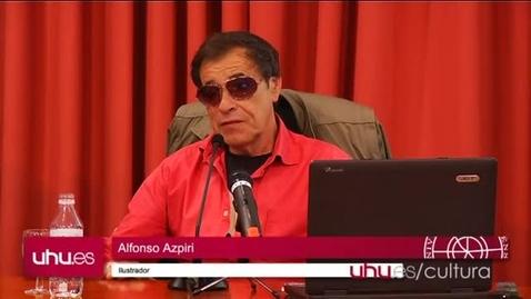 Miniatura para la entrada Presencias Literarias: Alfonso Azpiri