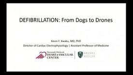 Thumbnail for entry Cardiac Defibrillation: From Dogs to Drones