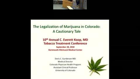 Thumbnail for entry Marijuana: A Prescription for Trouble?
