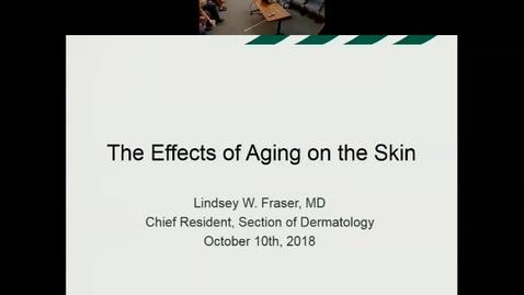 The Effects of Aging on Skin