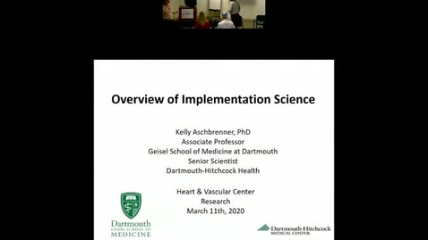 Thumbnail for entry Heart and Vascular Center Research Seminar