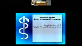 Thumbnail for entry Classification of Cerebral Palsy