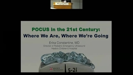 Thumbnail for entry POCUS in the 21st century:  Boldly going where no one has gone before
