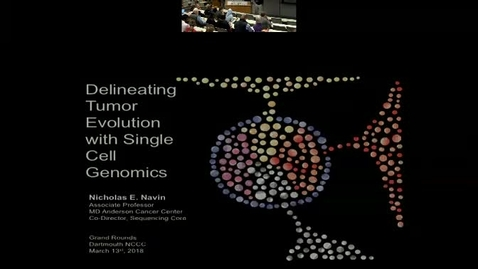 Delineating Cancer Evolution with Single Cell Genomics