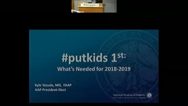 Thumbnail for entry #putkids1st, What's Needed in 2018-2019