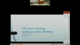 Thumbnail for entry Off and running: Epilepsy and athletes