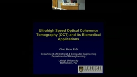 Thumbnail for entry Ultrahigh Speed Optical Coherence Tomography and its Applications