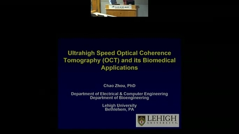 Ultrahigh Speed Optical Coherence Tomography and its Applications
