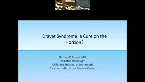 Thumbnail for entry Dravet Syndrome: is there a cure on the horizon?