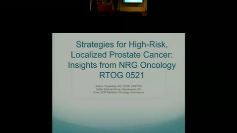 Strategies for High Risk, Localized Prostate Cancer: Insights from NRG Oncology RTOG 0521