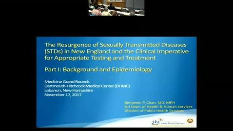 The Resurgence of Sexually Transmitted Diseases (STDs) in New England and the Clinical Imperative for Appropriate Testing and Treatment