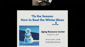 Thumbnail for entry Tis the Season: How to Beat the Winter Blues