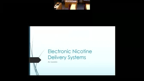 Thumbnail for entry Electronic Nicotine Delivery System: An Update