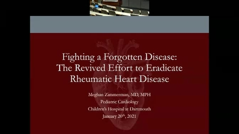 Thumbnail for entry Fighting a forgotten disease: the revived effort to eradicate rheumatic heart disease