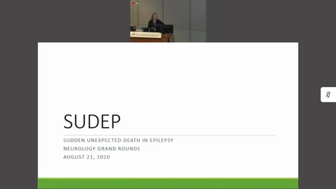 Thumbnail for entry SUDEP