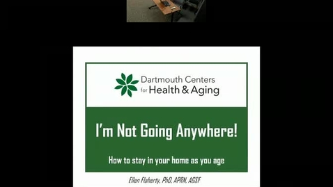 Thumbnail for entry I'm Not Going Anywhere! How to Stay in Your Home as You Age