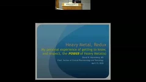 Heavy Metal Redux