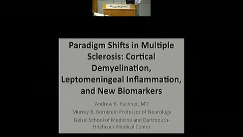 Paradigm Shifts in Multiple Sclerosis: Cortical Demyelination, Leptomeningeal Inflammation, and New Biomarkers