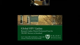 Thumbnail for entry Global Health Issues in HIV