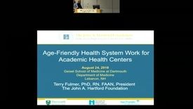 Thumbnail for entry Age-Friendly Health System in the Academic Health Center