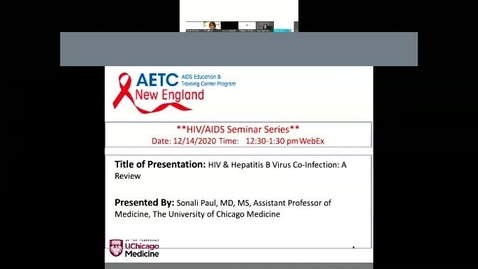 Thumbnail for entry HIV & Hepatitis B Virus Co-Infection: A Review